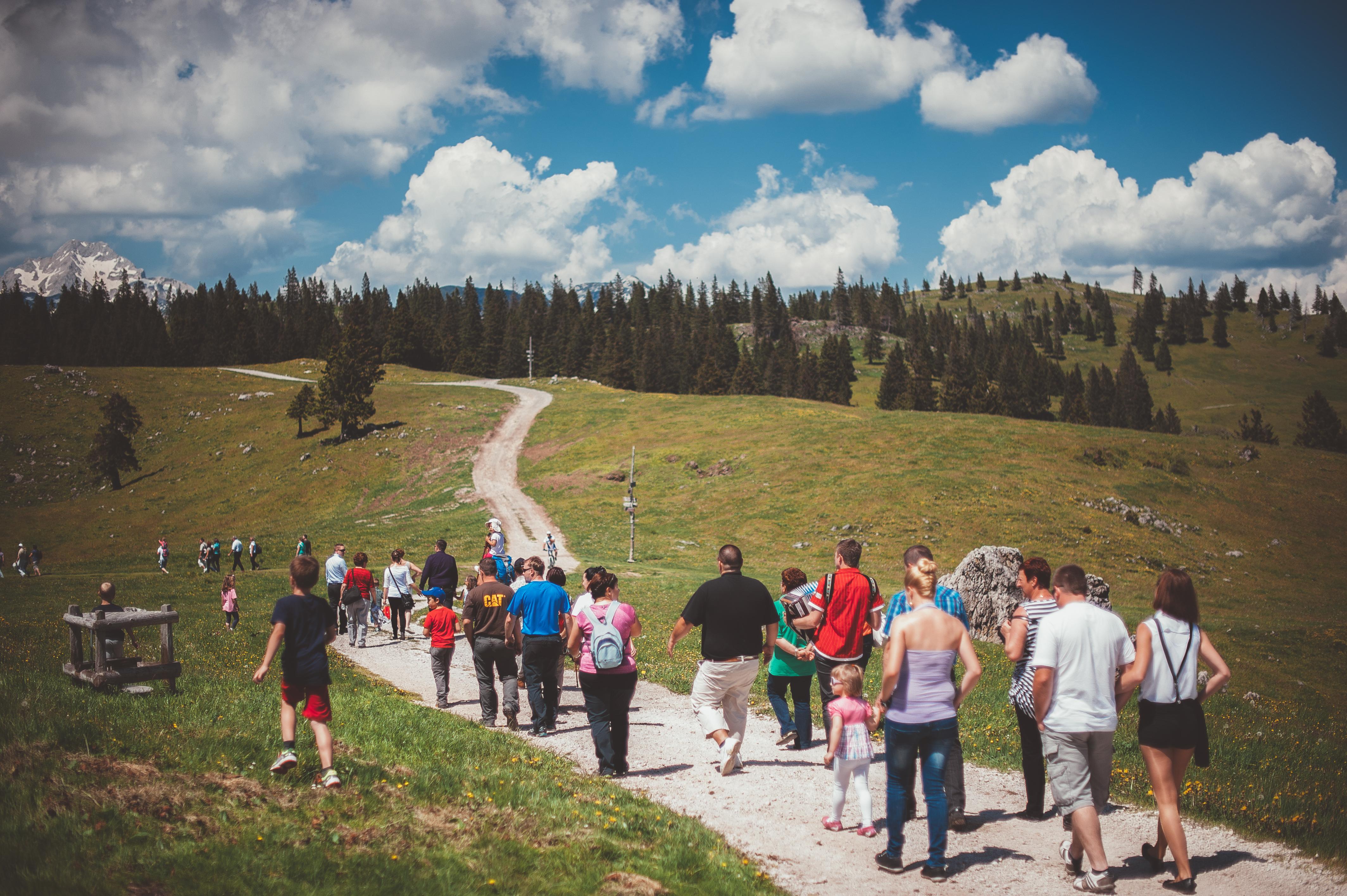 Poroka na veliki planini