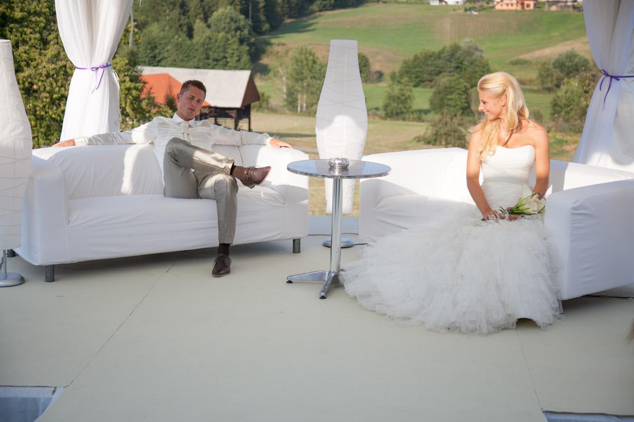 Oprema za poroko