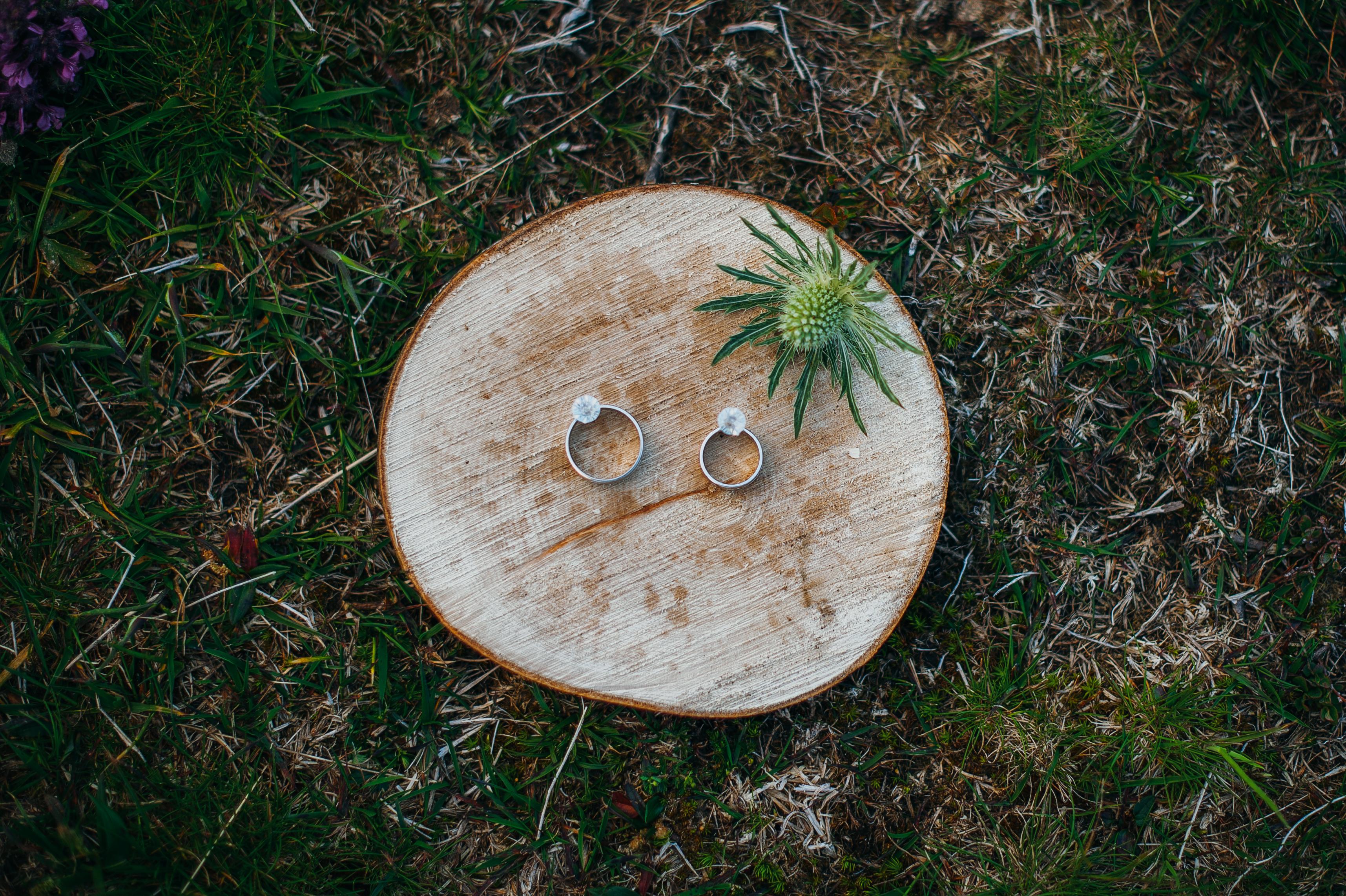 Blazinica za prstana
