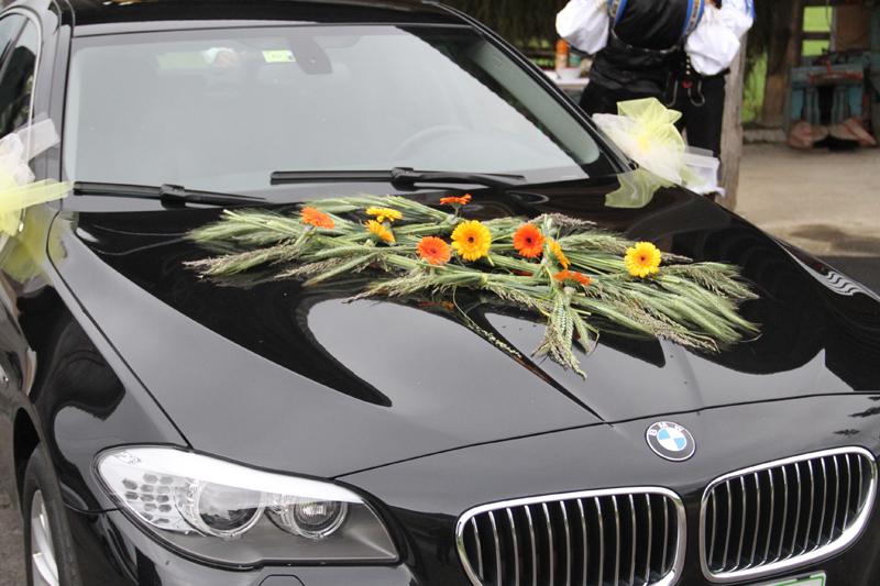 Dekoracija avtomobila