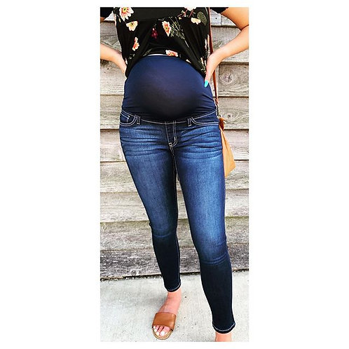 KanCan Maternity Jeans, Non Distressed