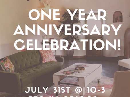 Anniversary Party + MEMBERSHIP MANIA!
