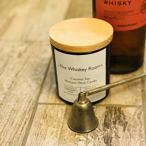 The Whiskey Room - Candle