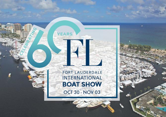 Fort Lauderdale International Boat Show OCT 30 - NOV 03