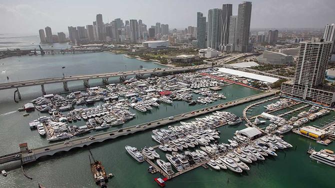 Miami Yacht Show Postponed