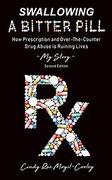 Swallowing A Bitter Pill Book Cover Art