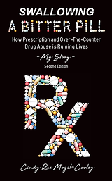 Swallowing A Bitter Pill Book Cover Art
