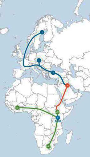 Migration Pattern for Paternal DNA.JPG