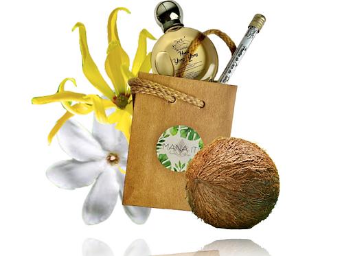 Mini Kit de Gommage Visage Ylang/Coco