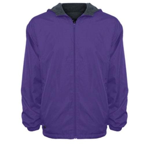 Hooded & Fleece Lined Jacket