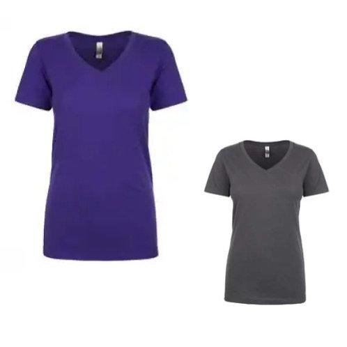 Ringspun Cotton V-Neck T-Shirt