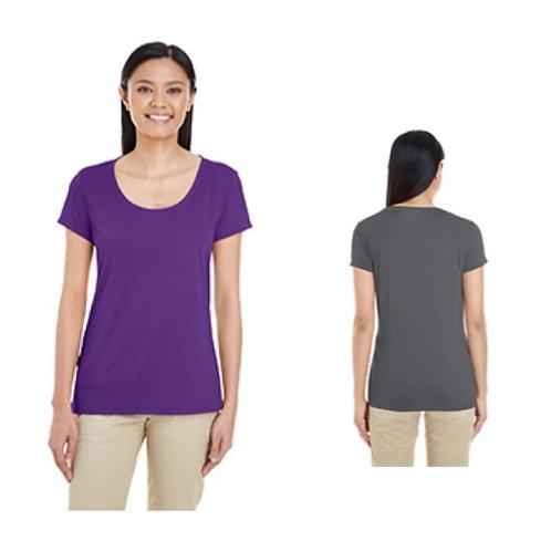 Dryfit Scoop Neck T-Shirt