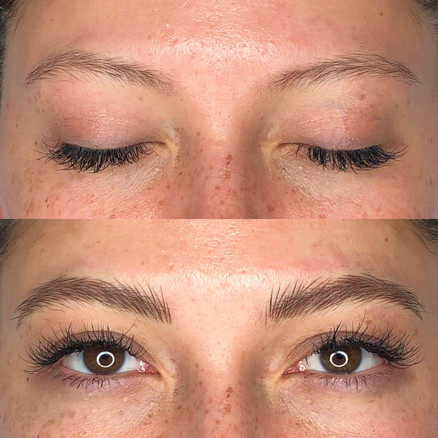 Wake up to perfect brows
