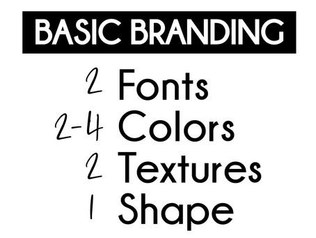 PMU Branding Basics