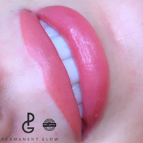 Perfect shade of Lip Blush by Permanent Glow