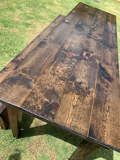 Kauai Farm Table Rentals