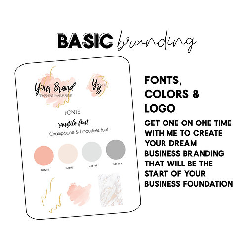 Basic Branding