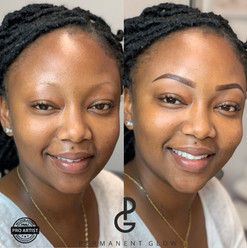 Look at what a perfect brow can do for you!