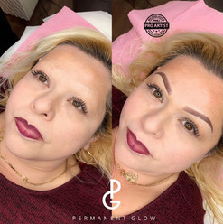 Before & After Brow Service