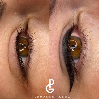 Semi-Permanent Eyeliner by Permanent Glow