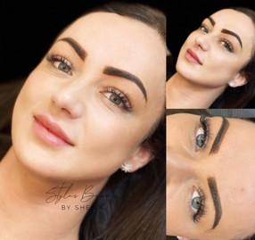 Cosmetic Brow Tattoo