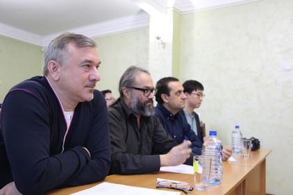 Сергей Матохин, Габриэль Гуллен Наварро,