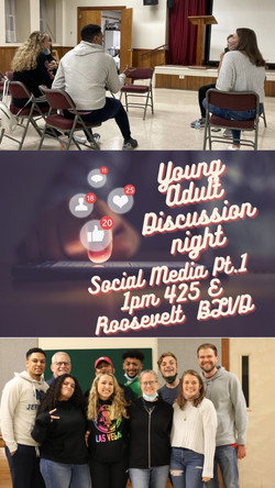 Young Adult Discussion