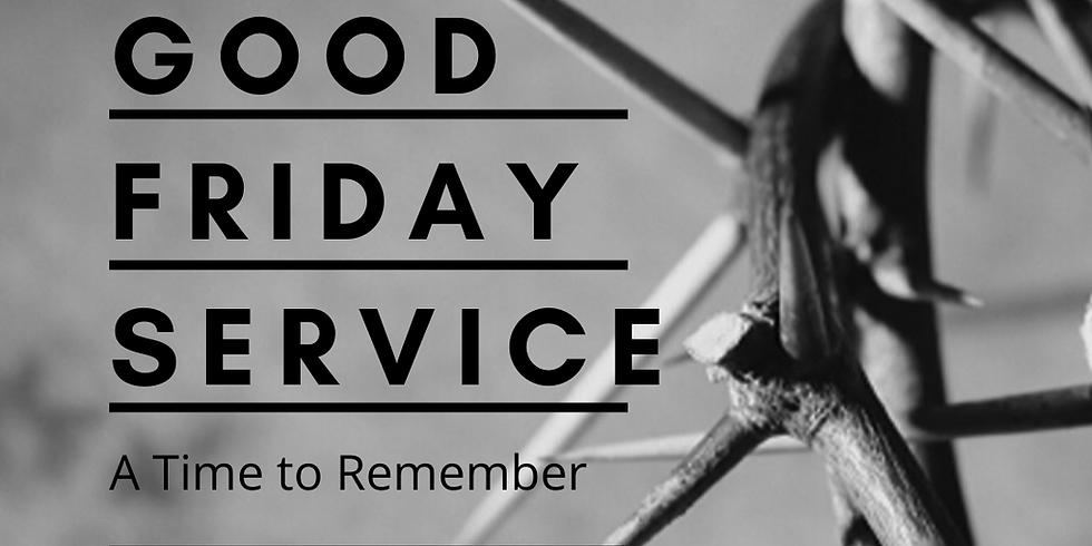 Good Friday Service - Online