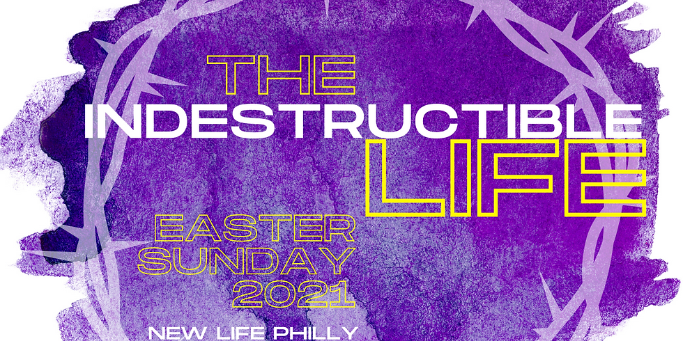 Easter Service - April 4th (8:30  am)