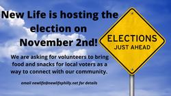 Election Hosting