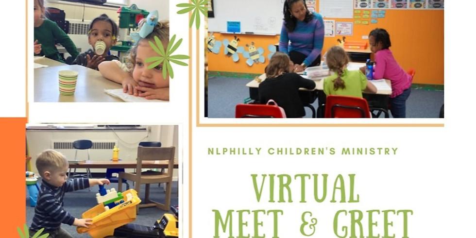 Children's Ministry Meet & Greet