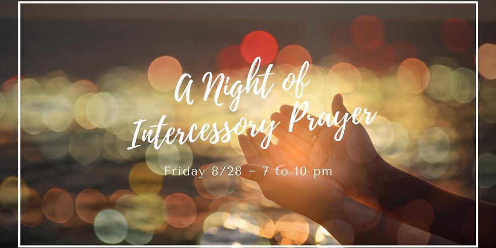 Night of Intercessory Prayer