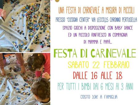 FESTA DI CARNEVALE - Caronno Pertusella