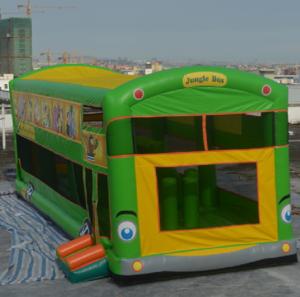 GON025 – GONFIABILE BUS