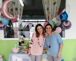 Valentina Mazzi e Francesca Tamburella