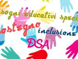 BES e DSA: strategie per l'inclusione nel contesto scolastico - 30 Giugno 2018