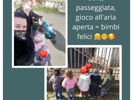 GIOCO ALL'ARIA APERTA - Magherno