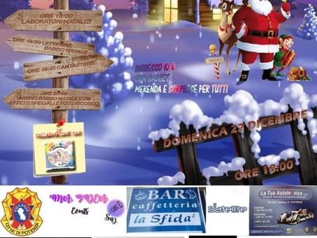 CHRISTMAS PARTY - Potenza