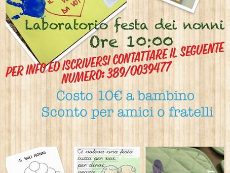 FESTA DEI NONNI - Cassano Magnago