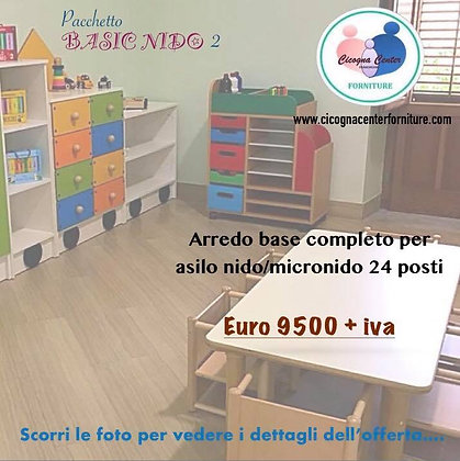 Pacchetto BASIC NIDO 2