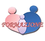 Cicogna Formazione logo sfondo trasparen