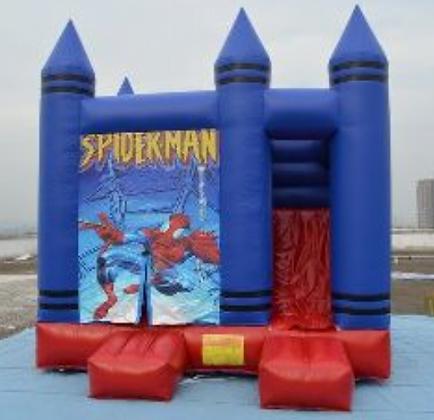 GON033 – GONFIABILE SPIDERMAN