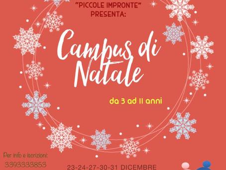 CAMPUS DI NATALE - Romano di Lombardia