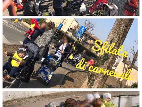 SFILATA DI CARNEVALE - Romano di Lombardia e Roncaro