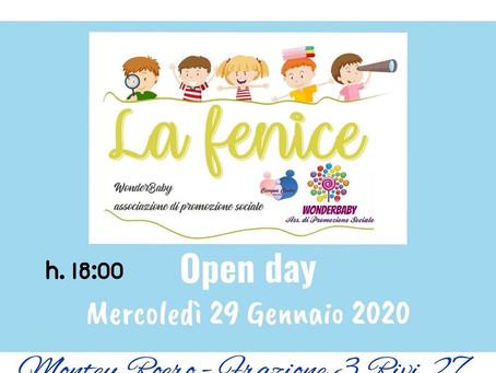 OPEN DAY LA FENICE - Monteu Roero