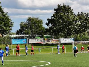 2:0  in der Nachspielzeit gegen den FC Lörzweiler!