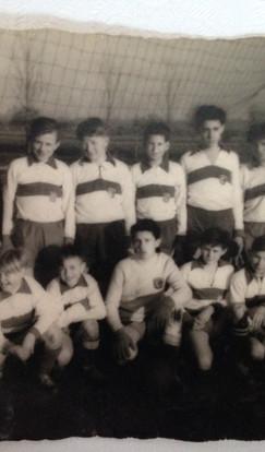 C-Jugend der Sportfreunde Dienheim Meist
