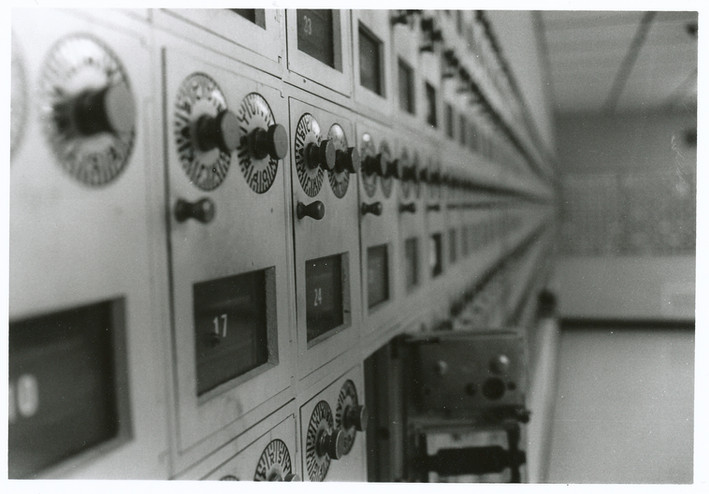 Mail Room 4