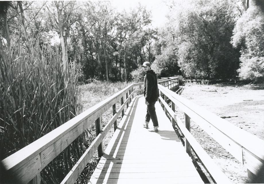 Nick Mooney at Tifft Nature Preserve