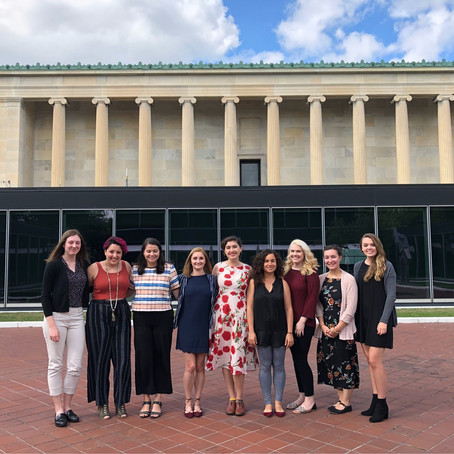 Albright-Knox Internship: Multisensory Tours for the Visually Impaired